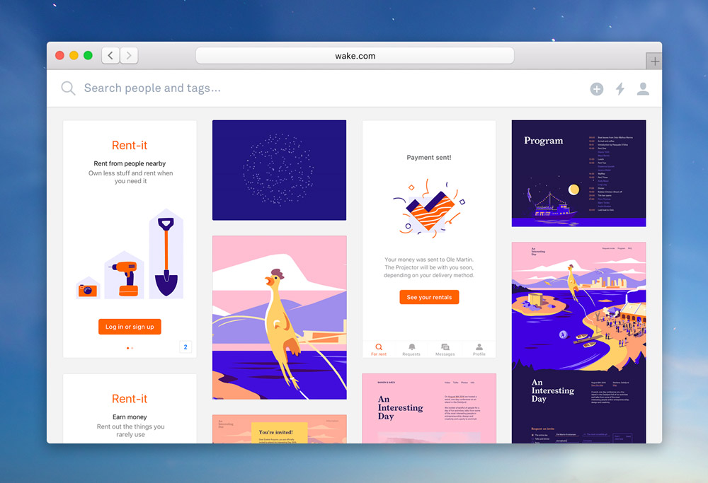 Wake: Design Collaboration Tool