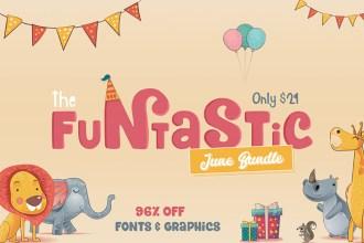 The Funtastic June Bundle