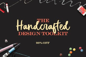Handcrafted Design Toolkit