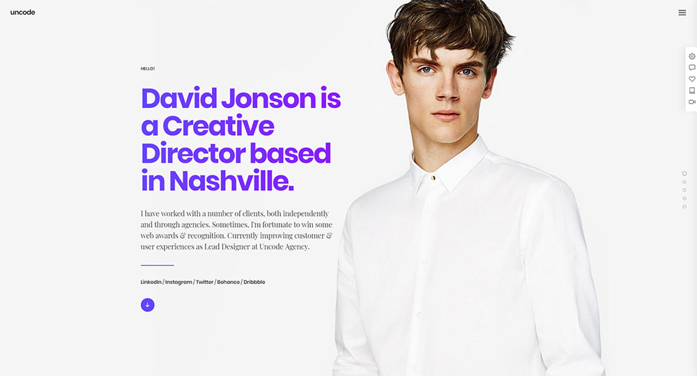 Uncode Creative Director