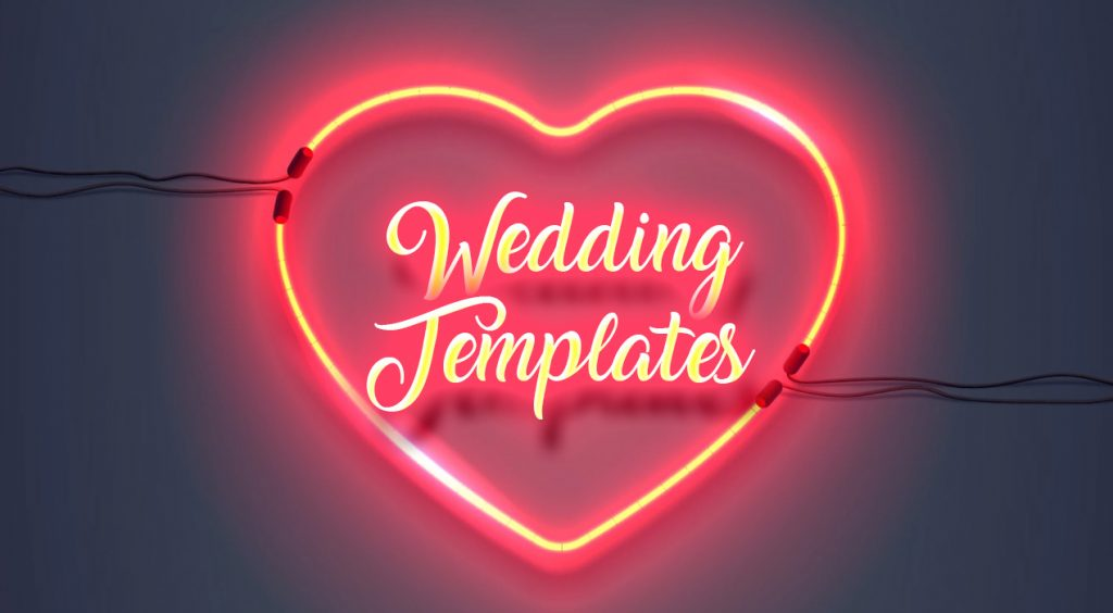 15 Top Rated Wedding Templates