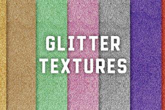 Free Glitter Texutres