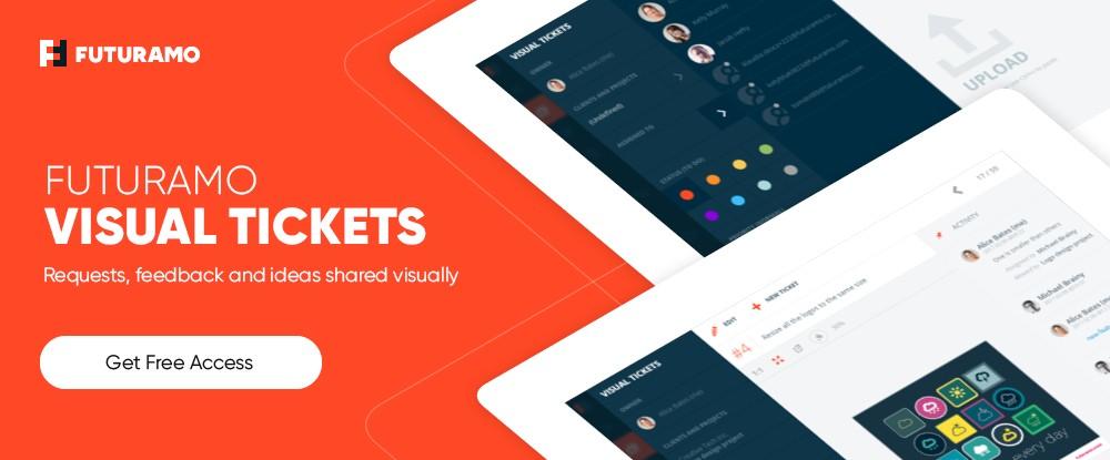 Futuramo Visual Tickets