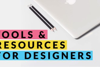 Tools & Resources For Designers