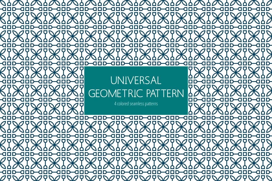 Universal Geometric Pattern