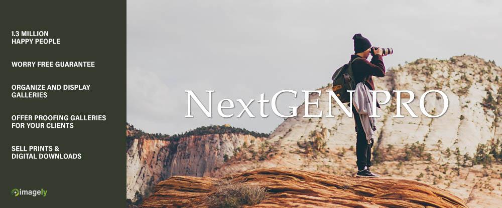 NextGen Gallery & NexGen Pro