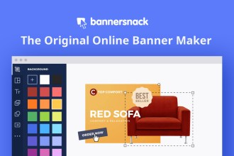 New Smart Resizing Banner Tool from Bannersnack