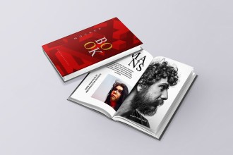 PSD Book Mockups Set