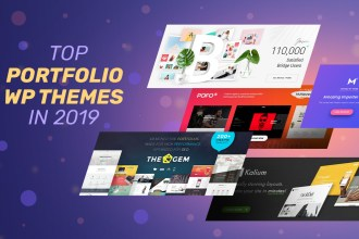 Must see: Top Portfolio WordPress Themes in 2019