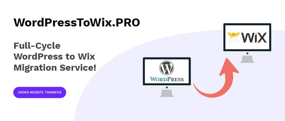 Wordpress To Wix