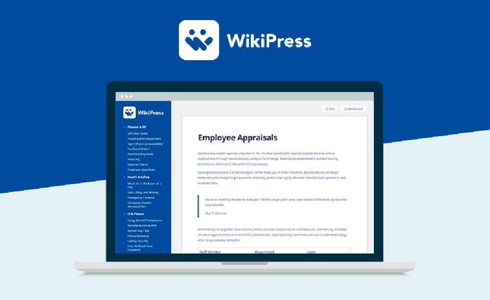 WikiPress