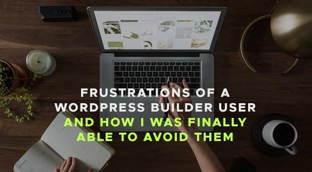 Wordpress Builder