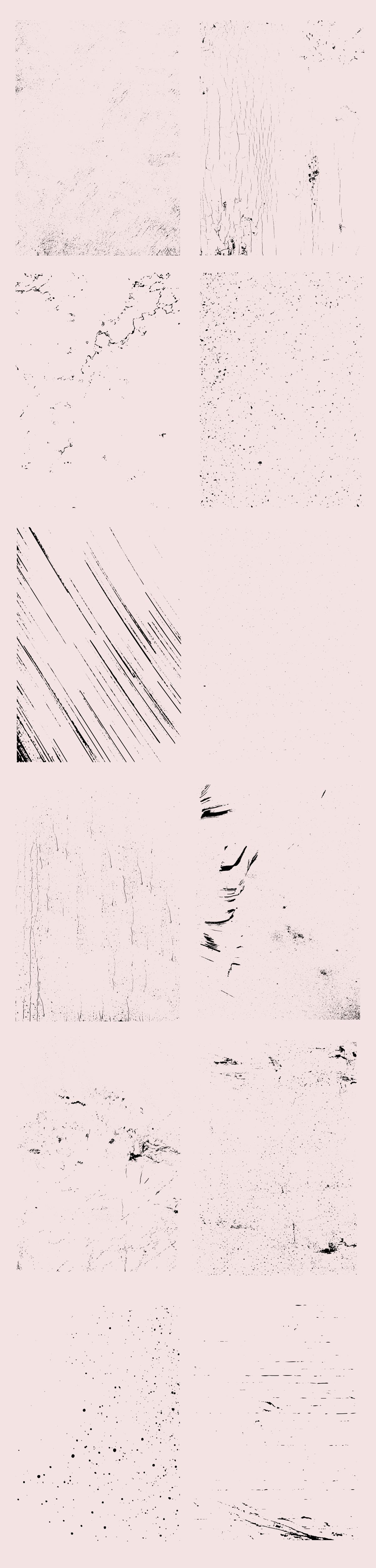 Subtle Vector Grunge Textures