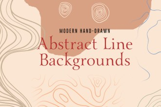 Abstract Line Backgrounds