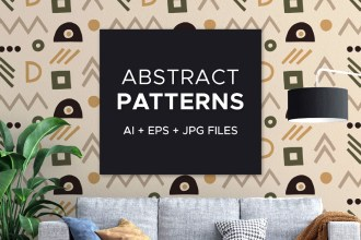 Abstract Vector Patterns