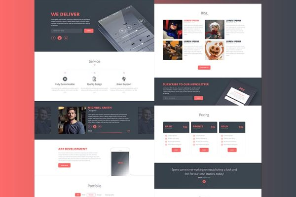 Buje-One-Page-PSD-Template-FREE-Download