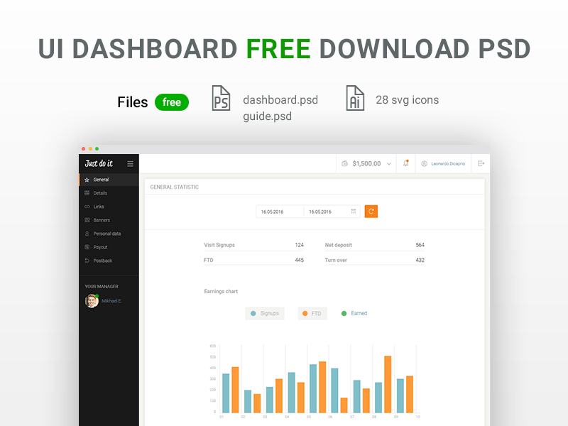 free-dashboard-template-psd-4