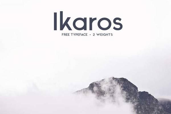 Ikaros-Free-Font-Download