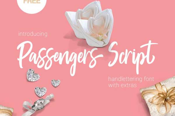 Passengers-Script-Free-Font