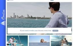 crusie-travel-agency-free-psd