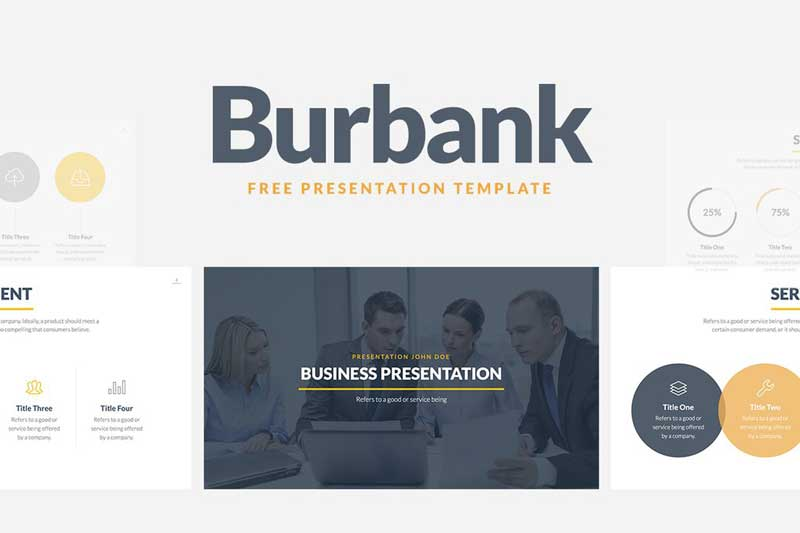 Burbank-Free-Business-Proposal-Presentation-Template