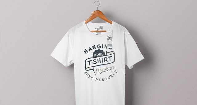 Classic-Psd-T-shirt-Mockup