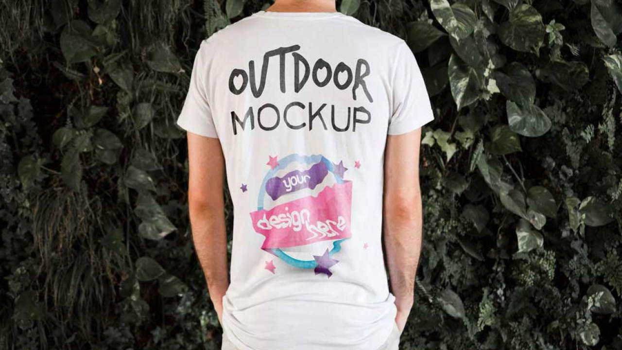 20 T Shirt Mockup Psd Free Download Show Your Design More
