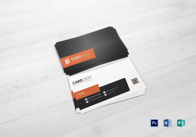 Multi-Purpose Business Card Template