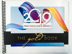 The 2019 Print Excellence Gold Book