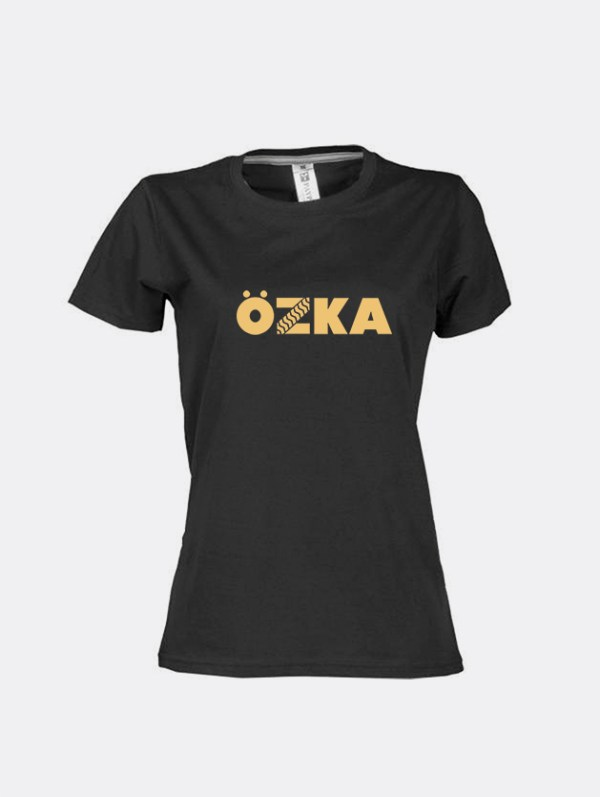 graphid promotion t-shirt-sunset-lady black