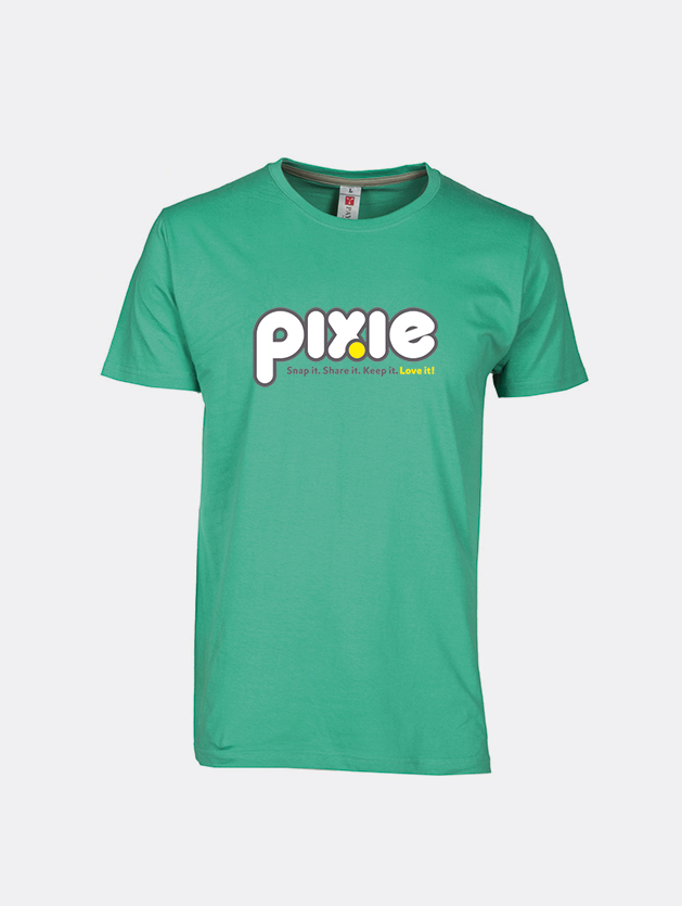 t-shirt payper sunset smeraldo graphid promotion