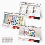 calendari da tavolo multicolor