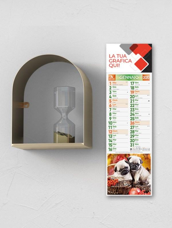 calendari silhouettes