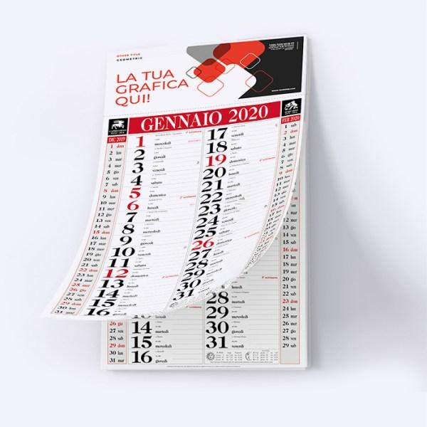 calendari olandesi rosso personalizzato ok