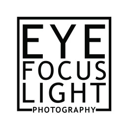 Eye Focus Light Photography Logo Design
