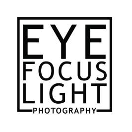 Eye Focus Light Photography Logo Design
