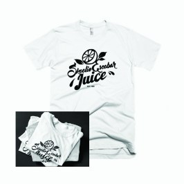 Skoolie Escobar Juice T-Shirt Design