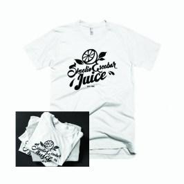 Skoolie Escobar Juice T-Shirt Design