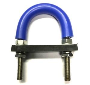 1111-series low friction, anti vibration u-bolt