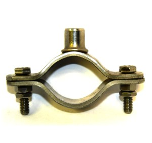 1205 Series Bossed Pipe Clamp Munsen Style)