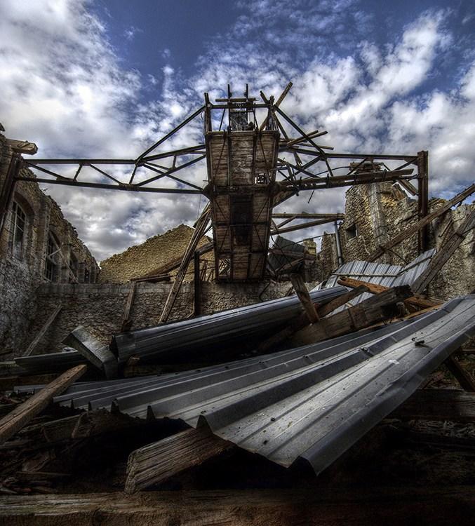 Urbex, France, Usine, Abandon