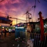 Evening party Kamphaeng Phet