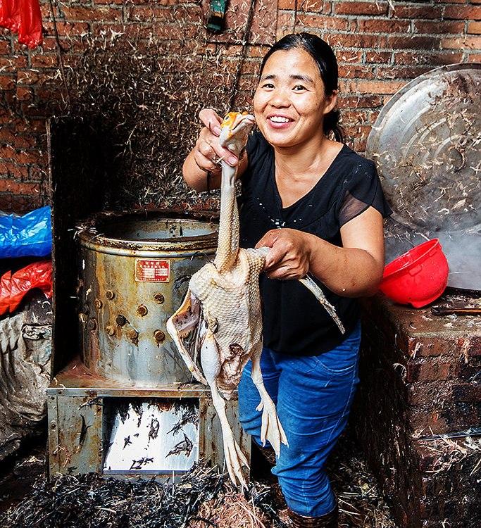 Artfreelance, Wase, Market, Yunnan, Old, Woman, Smile