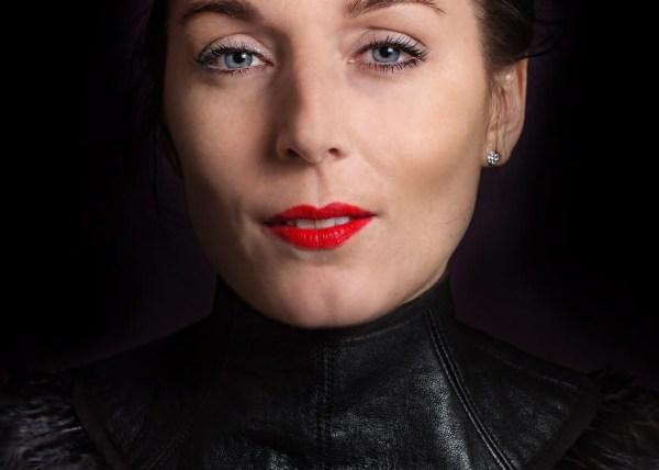 Femme, Beauté, Studio, André Alessio, Strobist, Book