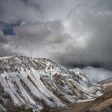 Clouds at Khardungla Pass