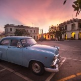 Remedios sunset
