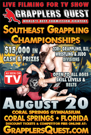 Grapplers Quest Southeast 2011 Championships