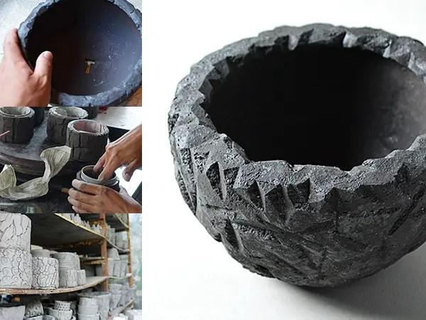 TOKYオリジナルの鉢