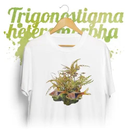 ヘテロモルファとピンナティフィダTシャツ