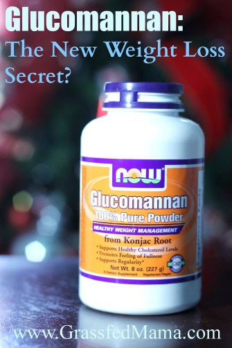 glucommanan the new weight loss secret